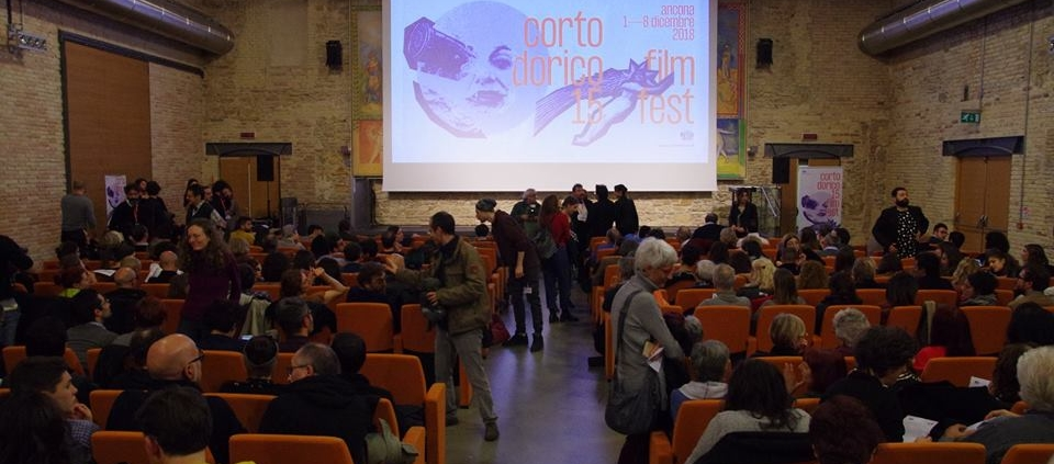 CortoDorico 2018 - short film competition about civic and social engagement