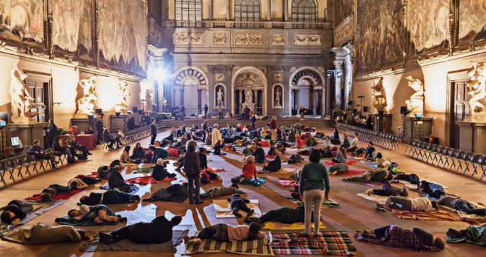 Accademia sull'Arte del Gesto, Palazzo vecchio - Firenze